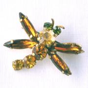 B 256 - Broche libellule