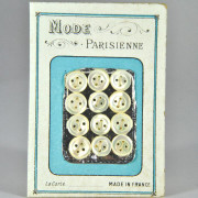 MER 22 - Carte de boutons