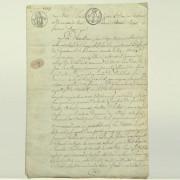 VPD 06 - Acte notarié 1819