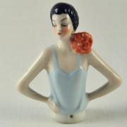 (Français) D 325 - Demi figurine