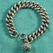 B 494 - Bracelet en argent
