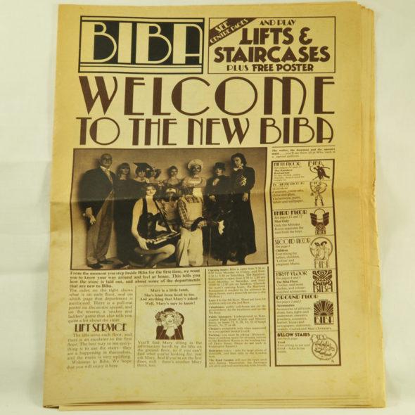 VT 216aa – Journal «Biba» 1973