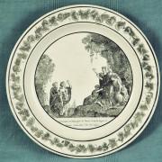 F 1279 - Assiette 1820