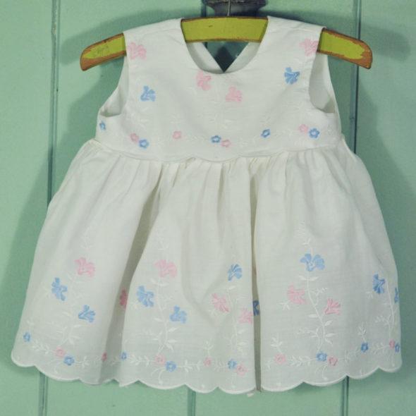 L 553 – Petite robe d'été 1960