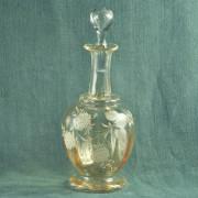 V 700 - Petite carafe émaillée 1900