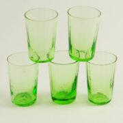 (Français) V 740 - 5 verres à liqueur
