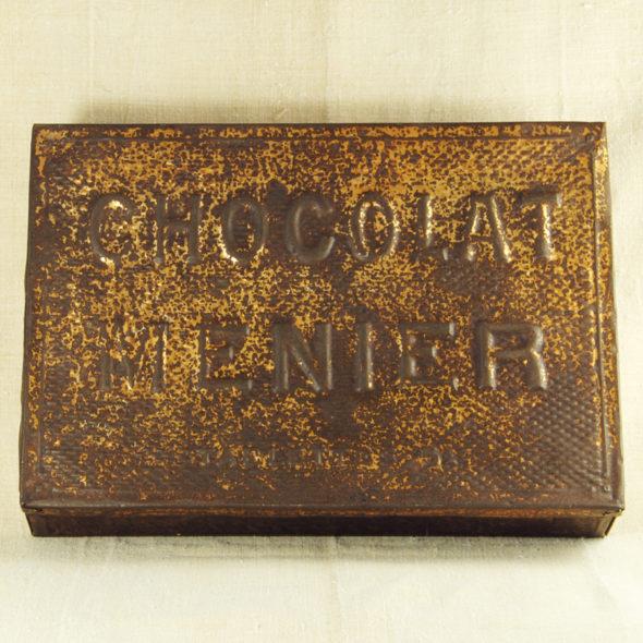 PU 157 – Boite Chocolat Menier