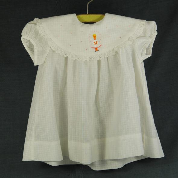 L 712 – Robe fillette 1960