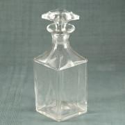 V 842 - Flacon en cristal XIXe