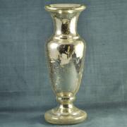 (Français) D 546 - Vase églomisé XIXe