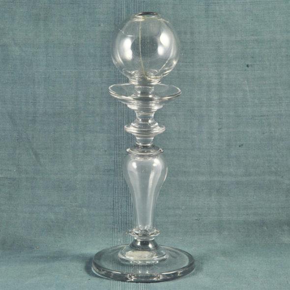 D 560 – Lampe à huile XIXe