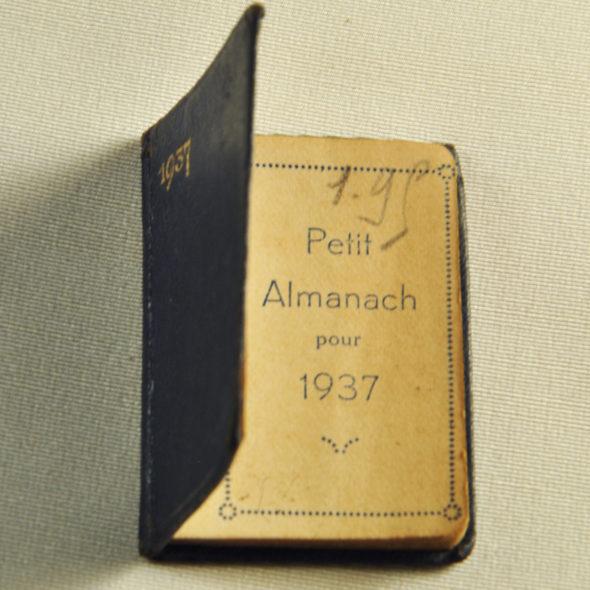 VP 13 – Almanach1937
