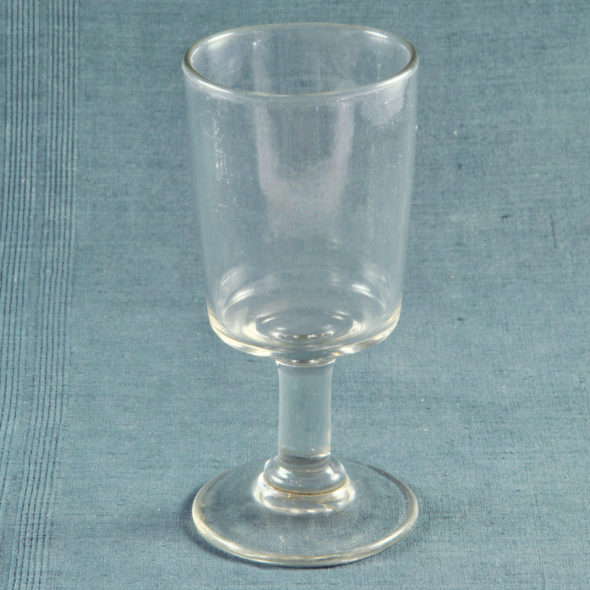 V 896 – Grand verre XIXe (14,2)
