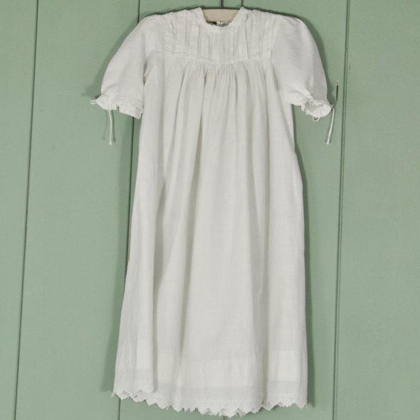 L 884 – Robe de baptême 1900