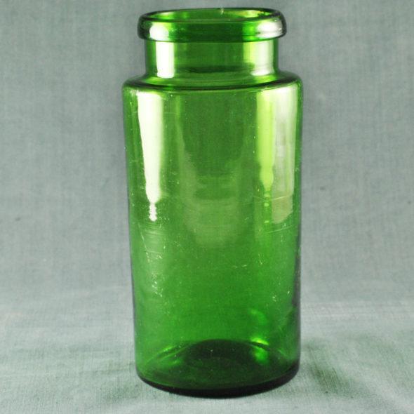 Bocal en verre soufflé XIXe – V 1080