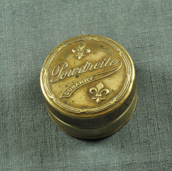 Boite à poudre 1900 – ACC 348