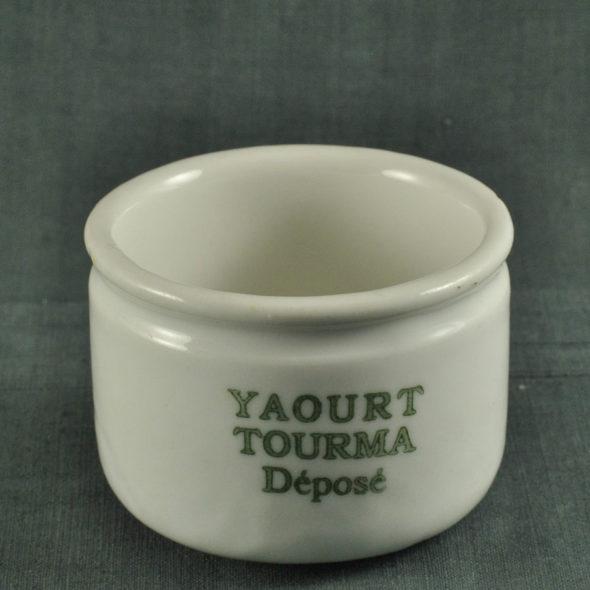 Pot yaourt «Tourma» – C 948