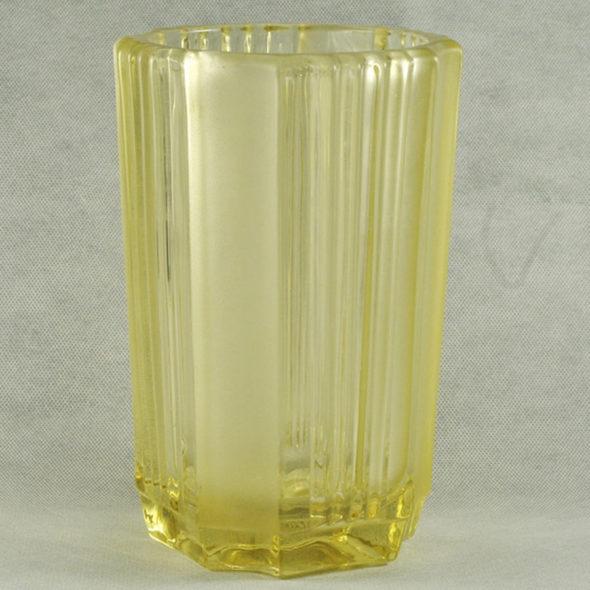Vase en cristal  1930 – VT 637
