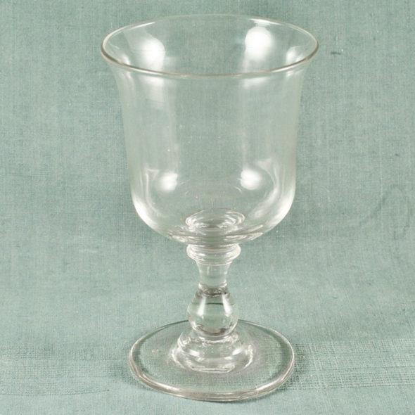 Grand verre XIXème – V 1148