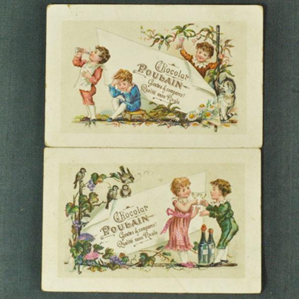 Images Chocolat Poulain 1900- VP 54