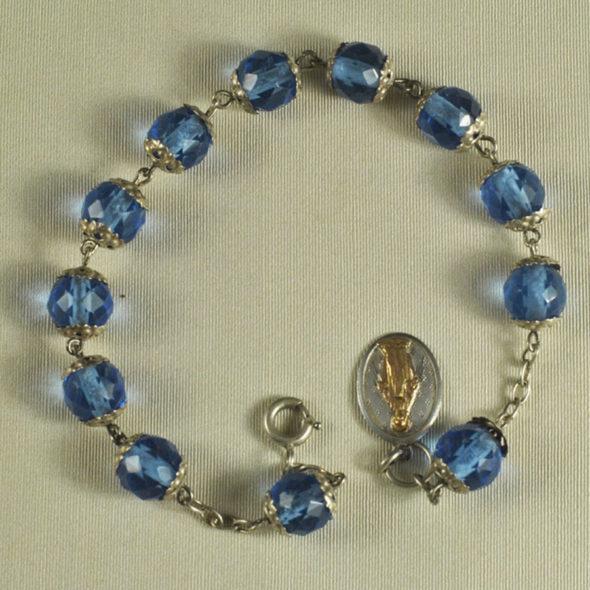 Bracelet Dizaine en argent 1920 – B 929