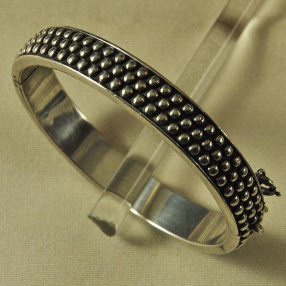 Bracelet 1950 en argent – B 943