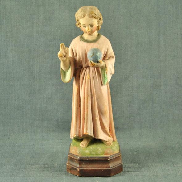 Jésus en plâtre 1900 – D 968