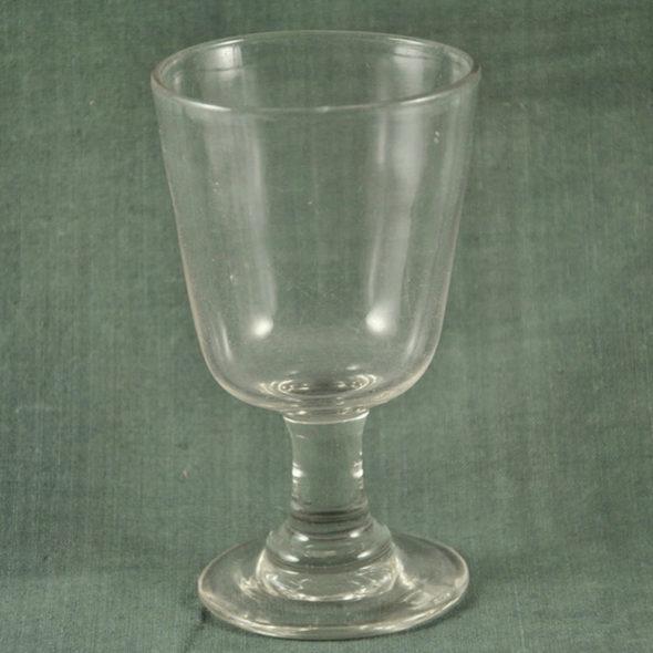 Grand verre XIXème – V 1281