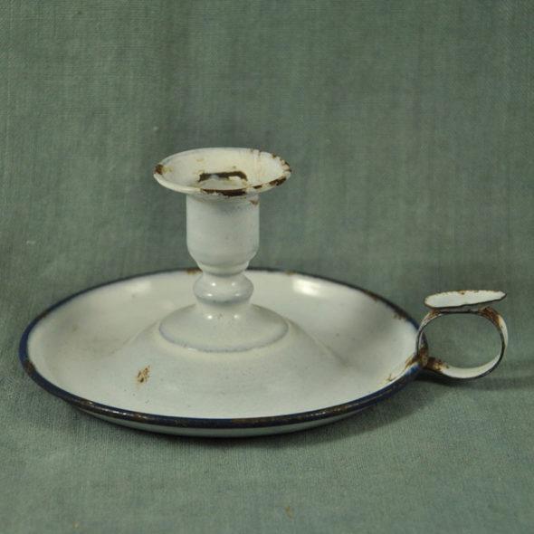 Bougeoir émaillé 1920 – C 1237